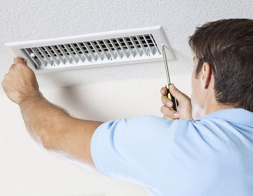 Duct Air Cleaning D-I-Y Guide